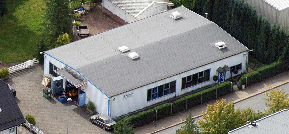 Degenhardt Werkzeugbau aus der Luft